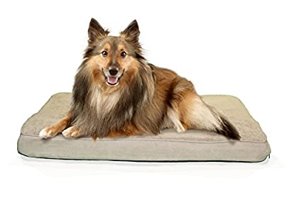Furhaven Pet Dog Bed | Mattress Pet Bed for Dogs & Cats - Available in Multiple Colors & Styles from Furhaven Pet