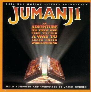 Price comparison product image Jumanji: Original Motion Picture Soundtrack