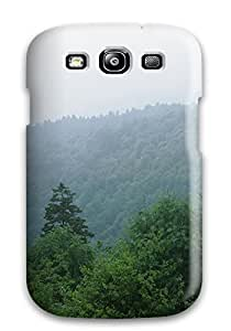 New Style 4350471K90288544 New Premium Dual Monitors Zombie Skin Case Cover Excellent Fitted For Galaxy S3