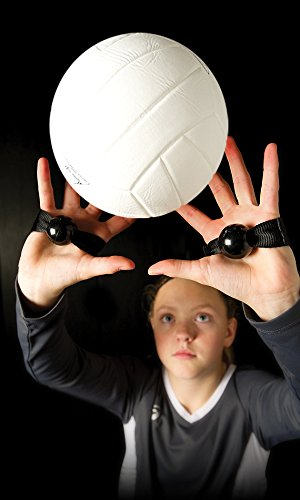Tandem Sport Volleyball Training Aid, the Set Rite: teaches proper hand placement for setting the (Proper Training)