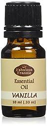 Vanilla Pure Essential Oil Therapeutic Grade - 10 ml
