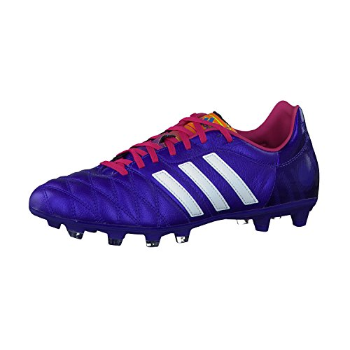 Adidas , Chaussons pour homme Violett (Blast Purple/Running White/Vivid Berry)