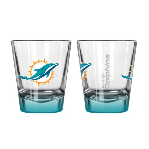 Miami Dolphins Shot Glass - 1