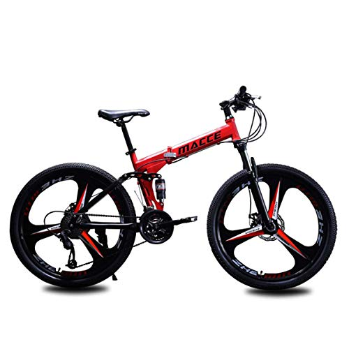 NZ-Children's bicycles Folding Mountain Bike, 24