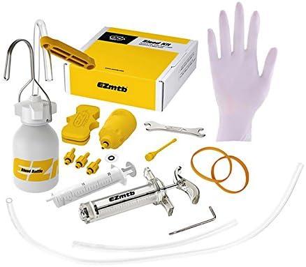 Mlectech - Juego de herramientas de aceite mineral universal para ...