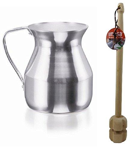 small aluminum pitcher - 6