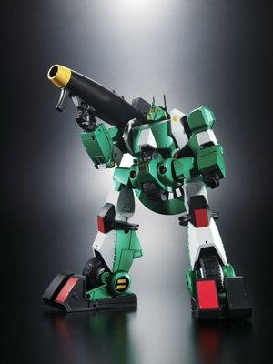 Chogokin Gx-35 Action Figure Walker Gallia Soul