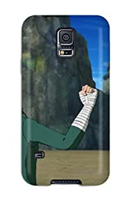 7643994K56256733 Perfect Fit Rock Lee Case For Galaxy - S5