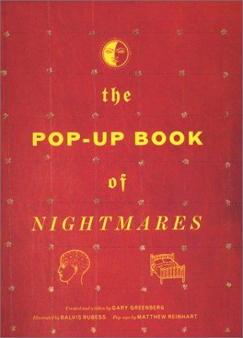 The Pop Up Book Of Nightmares