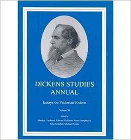 com dickens studies annual essays on victorian 38 dickens studies annual essays on victorian fiction