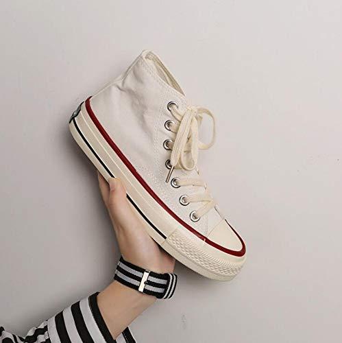 blanche nsxiezi chaussures haute la de et sont de femmes gymnastique étudiants sport Xl 7OAxU7