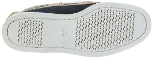 Sebago SPINNAKER B72939 - Zapatos de cuero nobuck unisex Azul