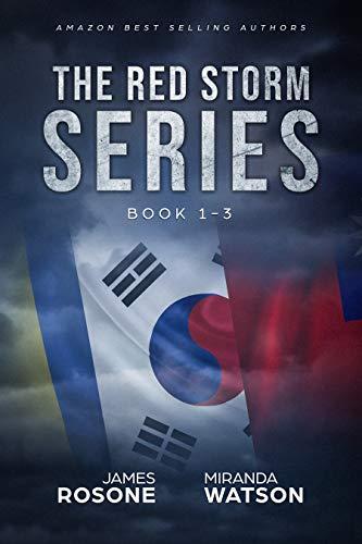 The Red Storm Series Box Set: Books One - Three by [Rosone, James, Watson, Miranda]