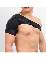Shoulder Support Brace for Men & Women Fits Left And Righ Shoulder Compression Strap Rotator Cuff Shoulder Tear