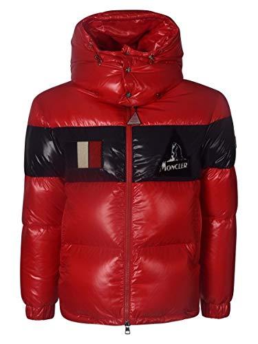 Moncler Luxury Fashion Mens Down Jacket Winter Red (Men Color Jacket Moncler)