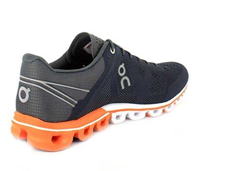 On Running Cloudflow Rock Orange 46