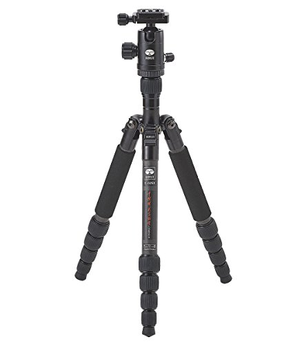 SIRUI T-025X 52' Carbon Fiber Tripod with C-10X Ball Head & Case