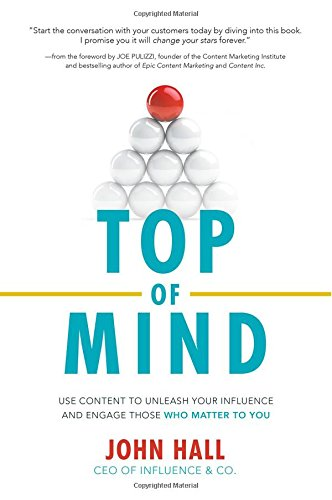 A game-changing framework for staying top of mind with your audience―from the No. 1 company dominating content marketing   What do many successful businesses and leaders have in common? They're the first names that come to mind when people...