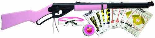 Daisy Outdoor Products Pink Fun Kit Boxed (Pink/Black, 35.4 Inch)