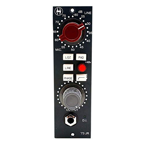(Heritage Audio '73 Junior 500 Series Microphone Preamp)
