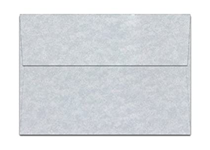 Amazon Com A9 Invitation Envelopes 5 75x8 75 Grey Parchment