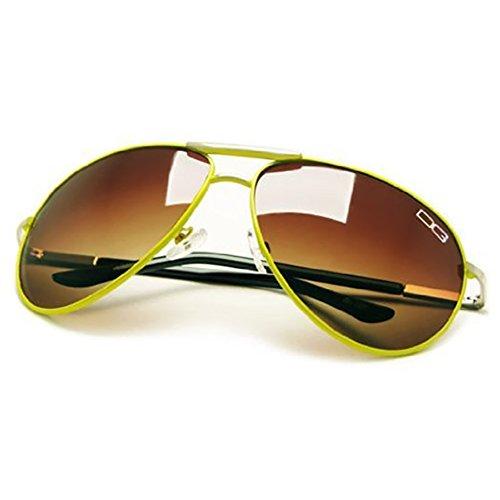 Femme Eyewear DG de jaune jaune Lunette soleil RInBZxqv