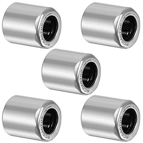 - uxcell RC040708 Needle Roller Bearings, One Way Bearing, 1/4
