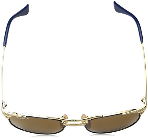 Ray Gold 47 Niño Sol Gafas Top de 0Rj9540S Blue Ban Unisex Bw0TvRrBf