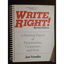 Write Right!