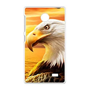 Sunset Eagle Hot Seller High Quality Case Cove For NOKIA X