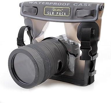 Dicapac Wp S10 Dslr Pack Wasserdichte Kamera