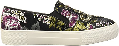 Steve Madden Women Fiasco Sneaker Multi Serpente