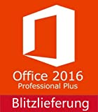 Office 2016 Professional Plus Vollversion Original Key