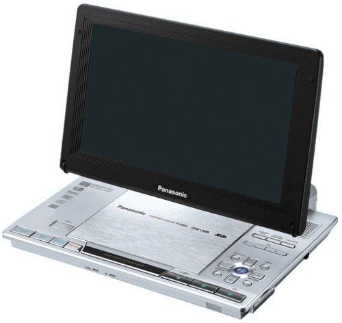 パナソニック ポータブルDVDプレーヤー 9型ワイド液晶搭載 DVD-LX95-S   B0009VTDD0
