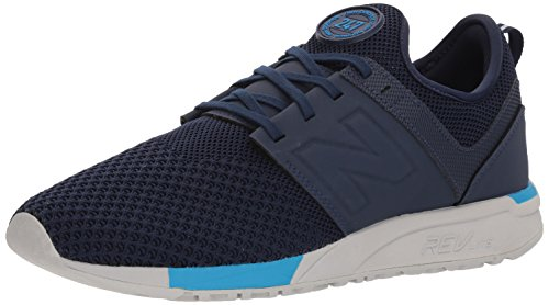 Noir Baskets 247v1 Navy New Balance blue Homme qgIwR6RH