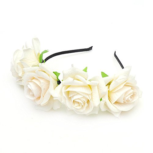 DreamLily Wedding Festival Headband Headpiece product image