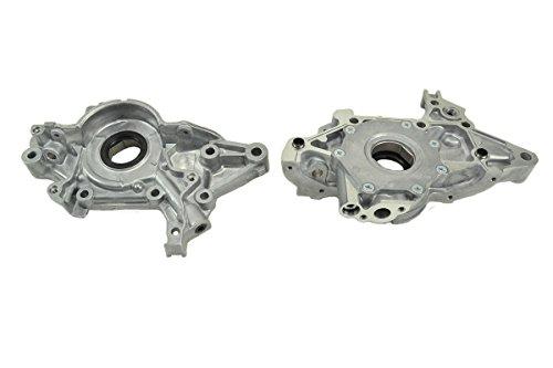 ITM Engine Components 057-1326 Engine Oil Pump for ford/Kia/Mazda 1.3L/1.6L/1.8L L4 Aspire, Escort, Sephia, Miata, Protege