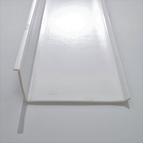 12 Quot Inch Under Cabinet Diffuser White Ribbed Replacement
