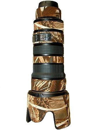 LensCoat LCN70200VRSN Nikon 70-200VR Lens Cover (Realtree AP Snow)