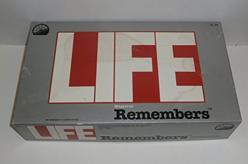 Vintage Life Magazine Remembers Board Game - 1985 Edition ()