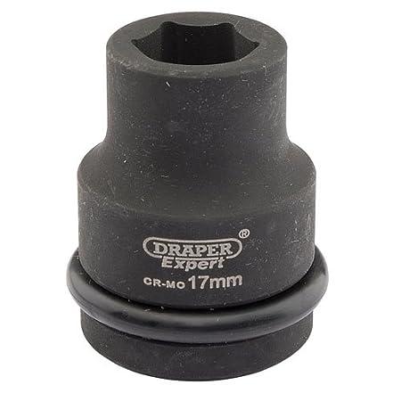 Draper Expert 5018 38mm 3//4-inch Square Drive Hi-Torq 6-Point Impact Socket