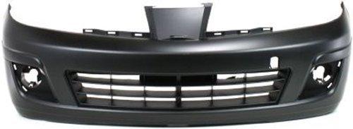 nissan versa front bumper - 9