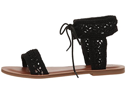 Marque Chanceuse Womens Ariah Sandal Noir