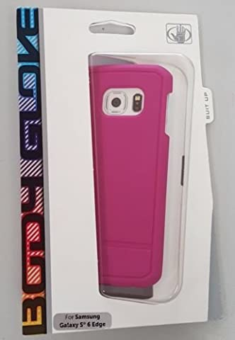 Body Glove Suit Up Case for Samsung Galaxy S6 Edge - Pink (Body Glove Suit Up Phone Cases)