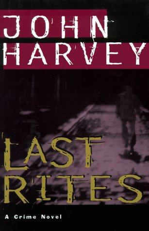 book cover of Last Rites
