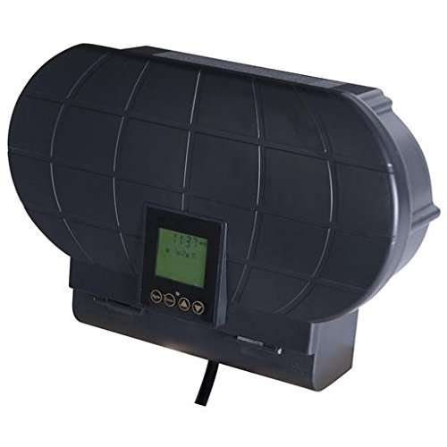 Paradise by Sterno Home 12V 600W Transformer For Outdoor Landscape Lighting, Astronomical timer, Dusk-To-Dawn, Weathe