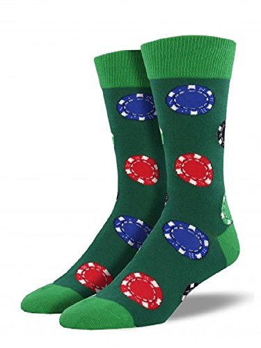 Socksmith Mens Novelty Crew Socks product image