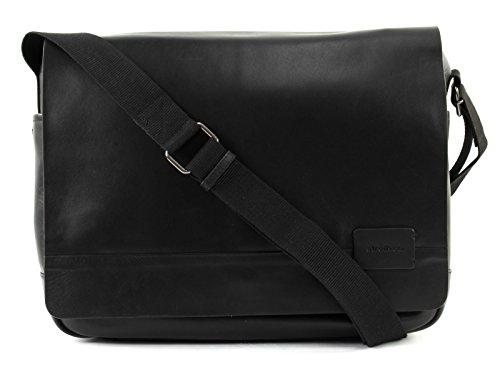 Messenger Laptop Connor Strellson 14 black Bag qA0AEw