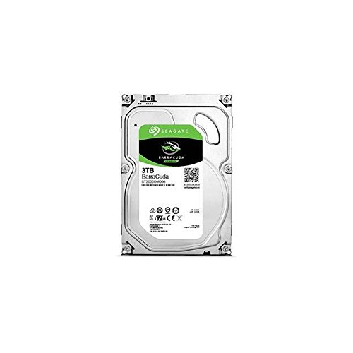 Seagate BarraCuda 3 TB Hard Drive