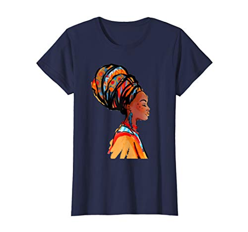 Black History Month African American Beauty T-Shirt